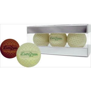 choc golf balls